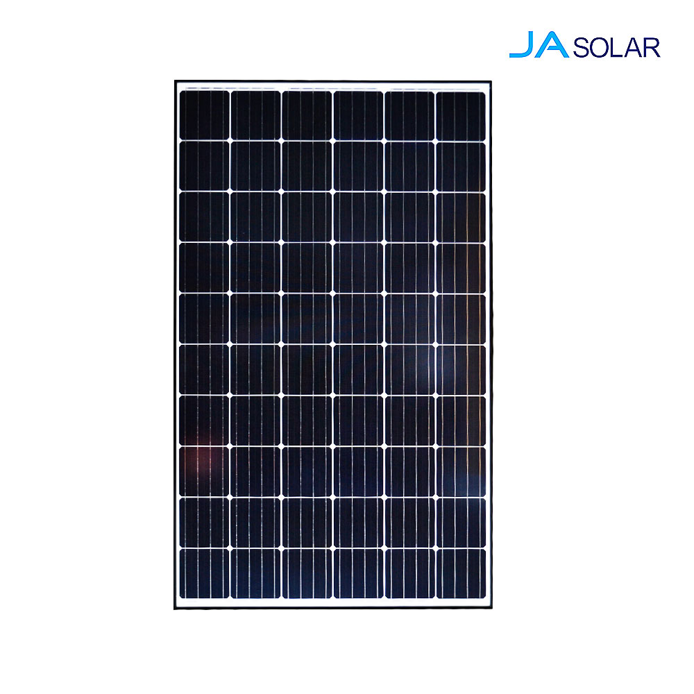 JA Solar - Mono-Solarmodul - JAM6K-60B-285 Black Frame