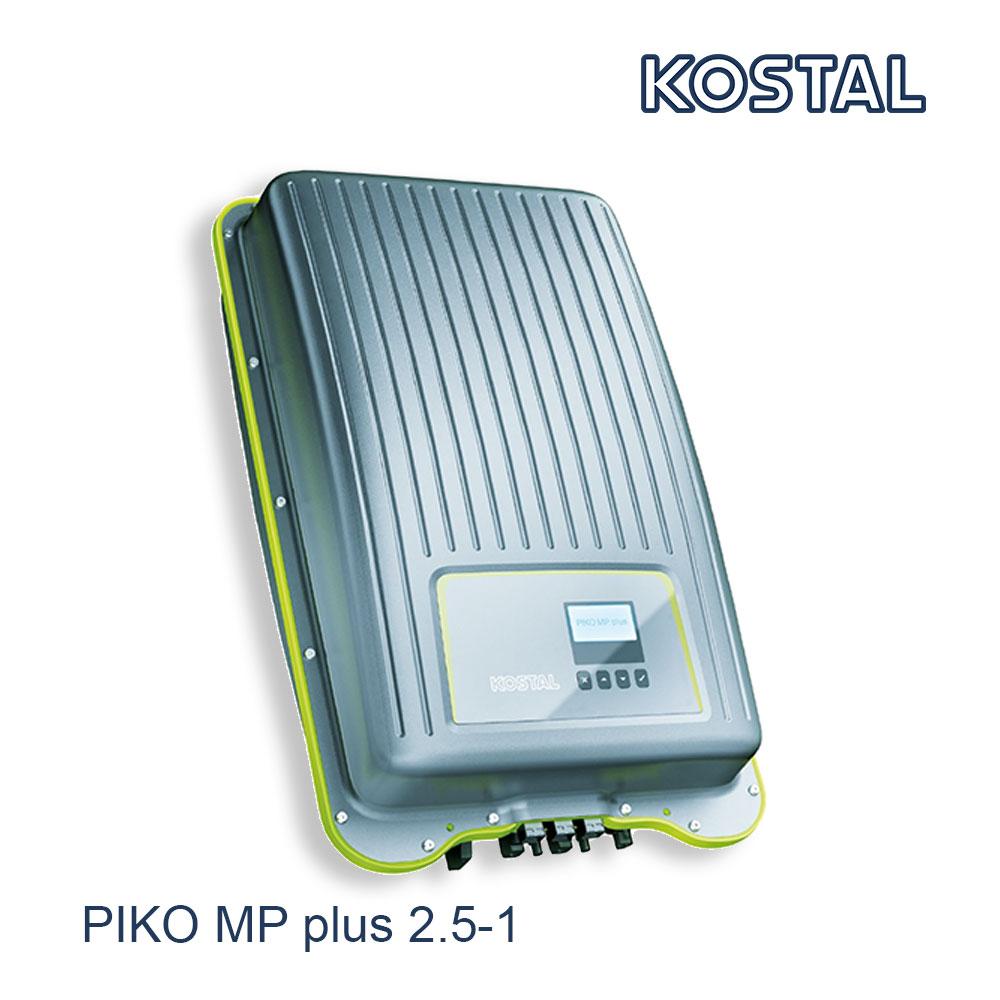 KOSTAL Solarwechselrichter 1-Ph. PIKO 2.5-1MP plus