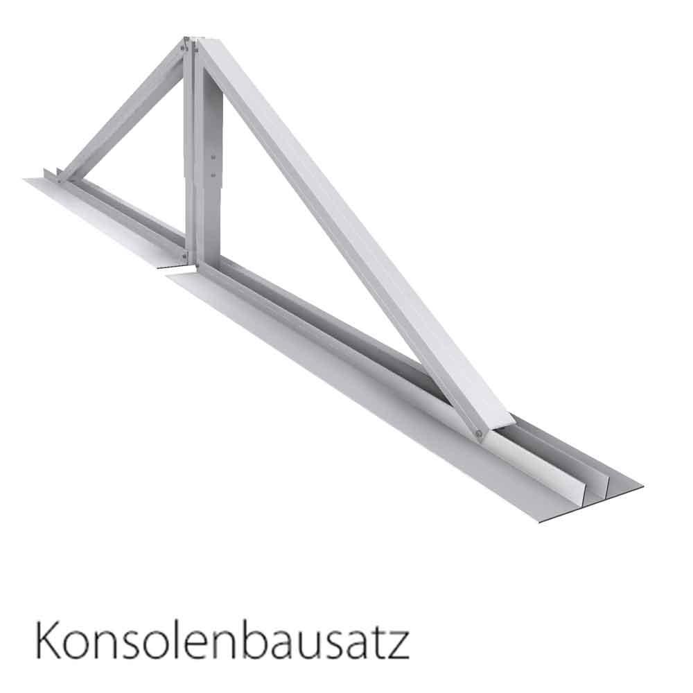 SOL-50 DuoFlex Konsolenbausatz 2x25°Q O/W