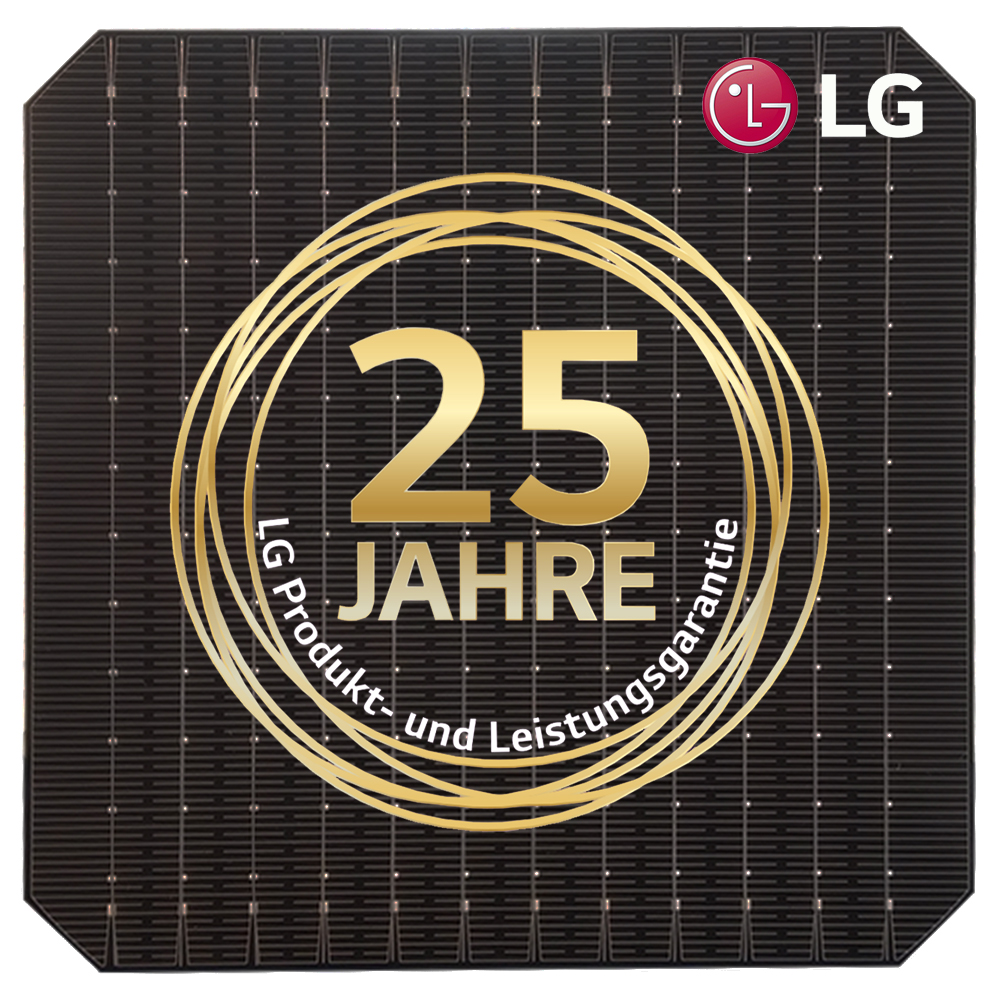 25 Jahre LG Produktgarantie